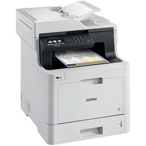 Impressora Multifuncional Laser Brother MFC-L8610CDW USB / Wi-Fi  - RW Automação