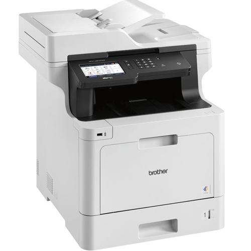 Impressora Multifuncional Laser Brother MFC-L8900CDW USB / Wi-Fi  - RW Automação