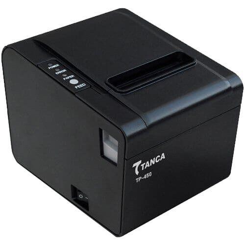 Impressora Não Fiscal Tanca TP-450  - RW Automação