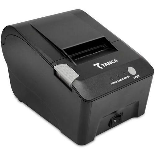 Impressora Não Fiscal Tanca TP-509  - RW Automação