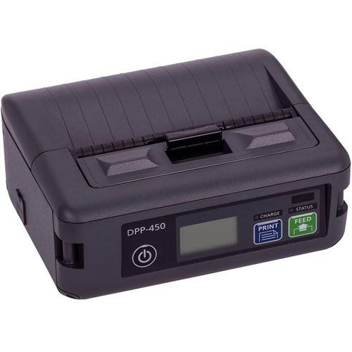 Impressora Portátil Datecs DPP-450BT Bluetooth  - RW Automação