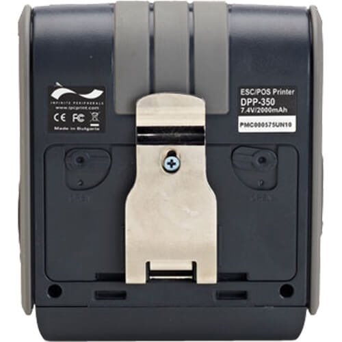 Impressora Portátil Datecs DPP-350BT Bluetooth  - RW Automação