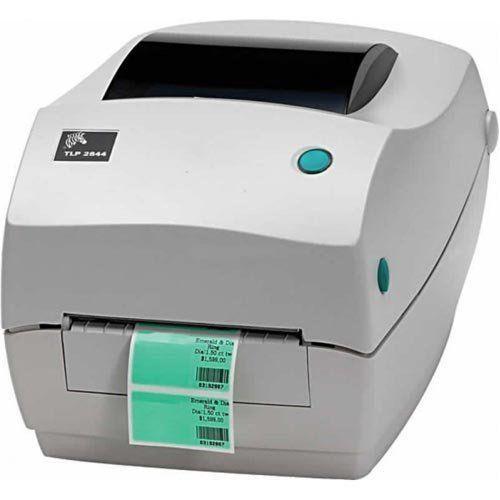 Impressora Térmica de Etiquetas Zebra TLP 2844  - RW Automação