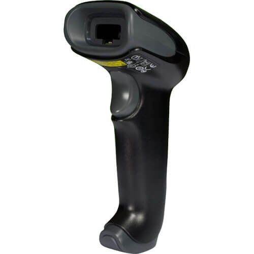 Leitor de Código de Barras Laser Honeywell Voyager 1250g c/ Suporte  - RW Automação