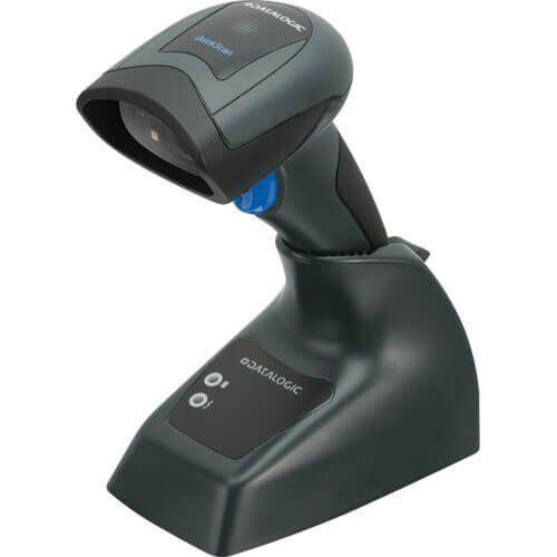 Leitor de Código de Barras Sem Fio 2D Datalogic QuickScan I QBT2400  - RW Automação