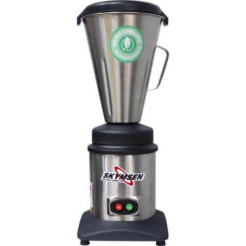 Liquidificador Inox 3,6L Copo Monobloco Skymsen LC3 127V  - RW Automação