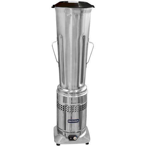 Liquidificador Inox 4L Metvisa LQ.04 127V  - RW Automação