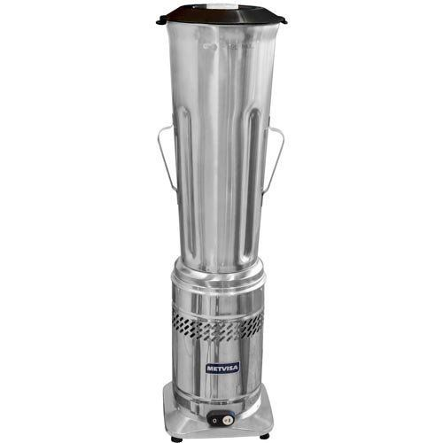 Liquidificador Inox 8L Metvisa LQ.08 220V  - RW Automação