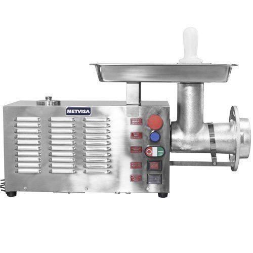 Moedor de Carnes Boca 10 Metvisa PCL.10 220V  - RW Automação