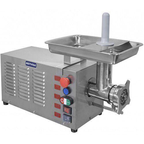 Moedor de Carnes Inox Boca 22 Metvisa PCI.22 127V  - RW Automação
