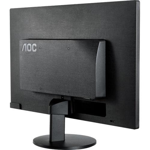 Monitor LED 18,5 pol. Widescreen AOC E970SWNL  - RW Automação