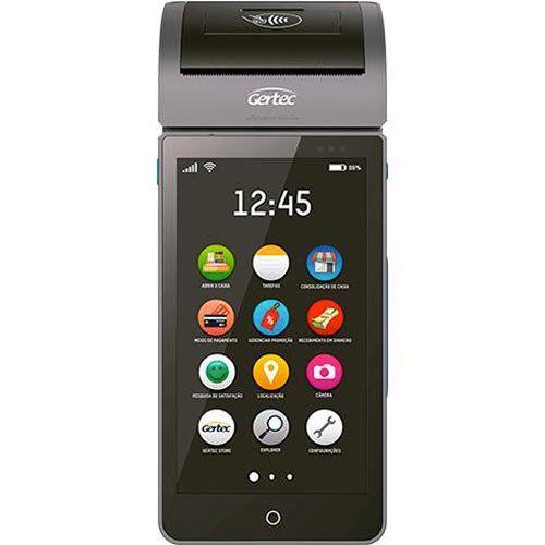 Smart POS Gertec GPOS700  - RW Automação