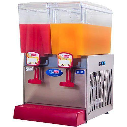 Refresqueira Refrigerada 30L / 2 Sabores RF-32 - TECApply  - RW Automação