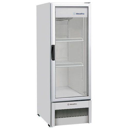 Refrigerador Vertical 276L VB25R - Metalfrio  - RW Automação