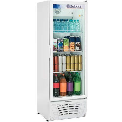 Refrigerador Expositor Vertical 414L Gelopar Turmalina GPTU-40 BR 220V  - RW Automação