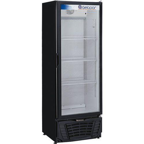 Refrigerador Expositor Vertical 570L Gelopar Turmalina GPTU-570 PR 220V  - RW Automação