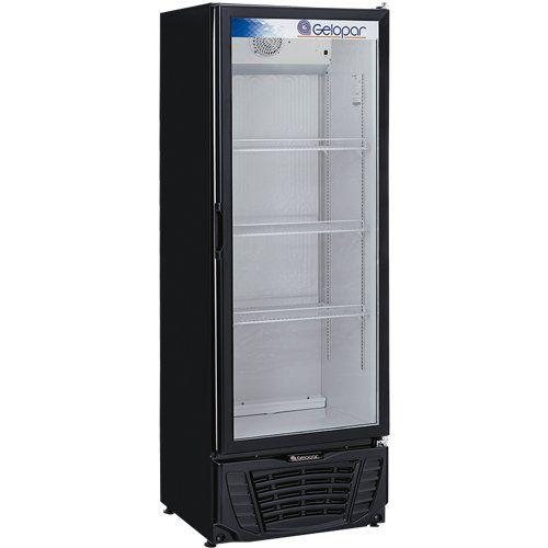 Refrigerador Expositor Vertical 570L Gelopar Turmalina GPTU-570AF PR 127V  - RW Automação