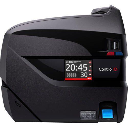 Relógio de Ponto Biométrico / Proximidade / Senha Control ID REP iDClass c/ Nobreak  - RW Automação