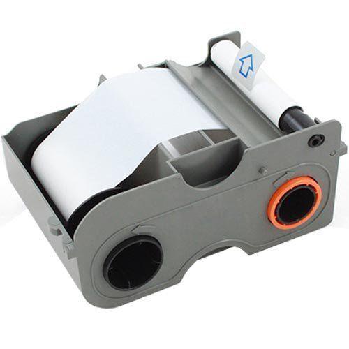Ribbon Monocromático Branco HID EZ C50/DTC1000/1250e/4000/4250e  - RW Automação