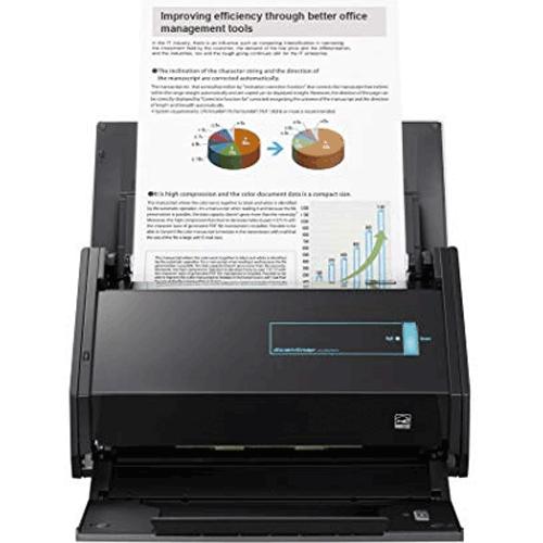 Scanner Fujitsu ScanSnap IX500 USB / Wi-Fi  - RW Automação