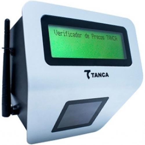 Terminal de Consulta Tanca VP-640W Wi-Fi  - RW Automação