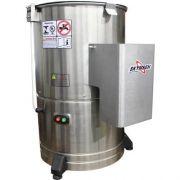 Descascador de Legumes Inox 10kg Skymsen DB-10 127V