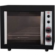 Forno Elétrico Layr Crystal Black Advanced 127V