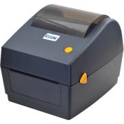 Impressora Térmica Etiqueta Elgin L42dt Transferência Térmica Monocromática Usb + Serial Bivolt