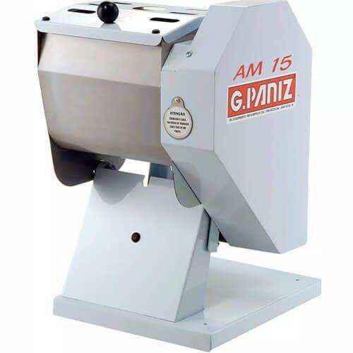 Amassadeira Semi-Rápida Basculante 15kg G.Paniz AM-15 127V  - M3 Automação