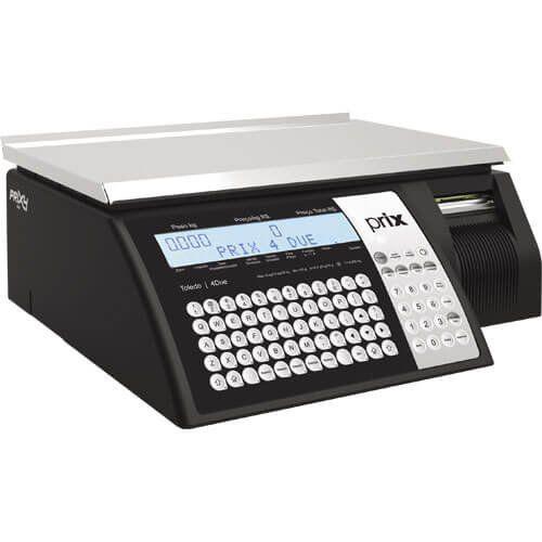 Balança Impressora Toledo Prix 4 Due 30Kg Wi-Fi INMETRO  - M3 Automação