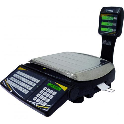 Balança Impressora Urano TOPMAX-S 30/2 30Kg Wi-Fi INMETRO  - M3 Automação
