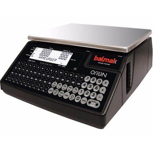 Balança Impressora Balmak Órion 1 15Kg Ethernet INMETRO  - M3 Automação