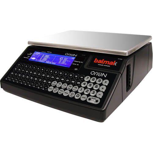 Balança Impressora Balmak Órion 2 30Kg Wi-Fi INMETRO  - M3 Automação