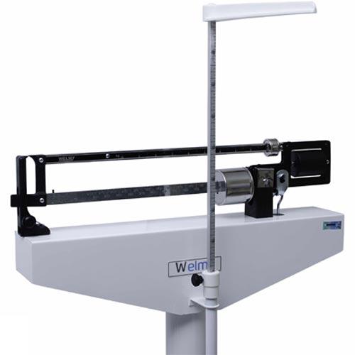 Balança Mecânica para Pesar Pessoas Welmy 104 A 300Kg c/ Antropômetro INMETRO  - M3 Automação