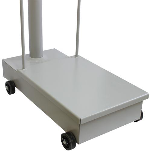 Balança Mecânica Plataforma Welmy 104 CH 300Kg INMETRO  - M3 Automação