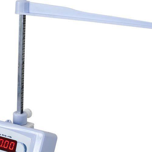 Balança para Pesar Pessoas Balmak BK-200FAN 200Kg c/ Antropômetro INMETRO  - M3 Automação