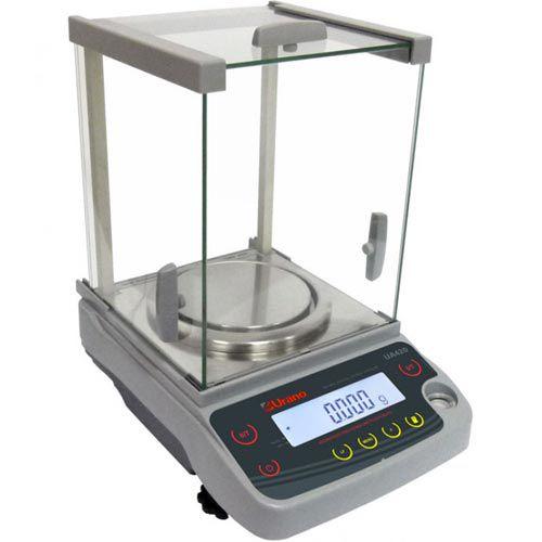 Balança Semi-Analítica Urano UA 420/0,001 420g INMETRO  - M3 Automação