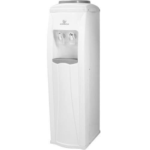 Bebedouro de Garrafão Coluna 2L Karina Diamante K 30 Branco 127V  - M3 Automação