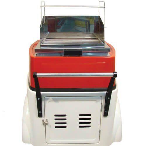 Carrinho para Espetinho WES - Warm  - M3 Automação