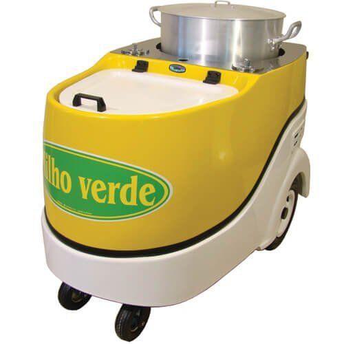 Carrinho para Milho Cozido a Gás WMI - Warm  - M3 Automação