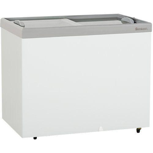 Freezer Dupla Ação Horizontal 310L Gelopar GHDE-310 CZ 220V  - M3 Automação