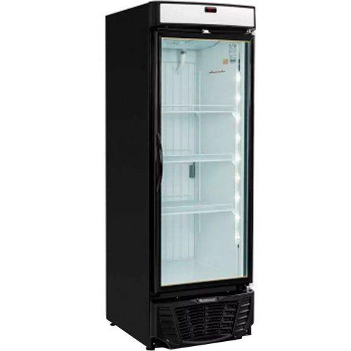 Freezer Expositor Vertical 450L Gelopar Esmeralda GLDF-450 PR 220V  - M3 Automação