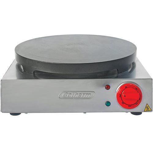 Crepeira Elétrica Antiaderente p/ Crepe Francês Cotherm 127V  - M3 Automação