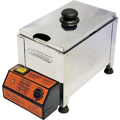 Derretedeira de Chocolate 1 Cuba 2,5 Kg Cotherm 127V  - M3 Automação
