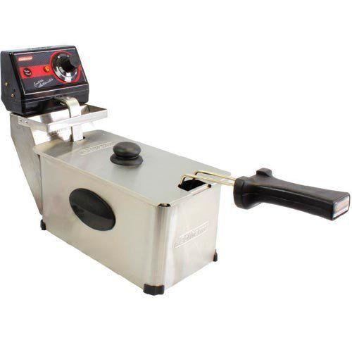 Fritadeira Elétrica 1 Cuba Inox 3L Cotherm Frita Fácil 127V  - M3 Automação
