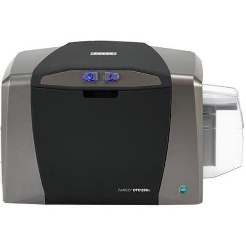 Impressora de Crachá HID Fargo DTC1250e  - M3 Automação