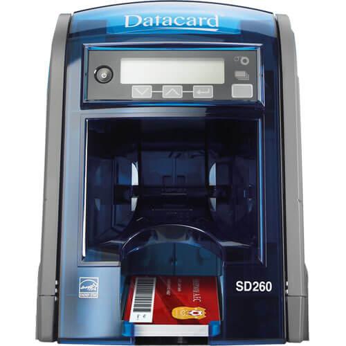 Impressora de Crachás SD260 - Datacard  - M3 Automação
