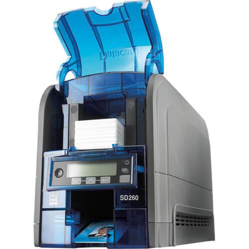 Impressora de Cartão / Crachás PVC SD260 - Datacard  - M3 Automação