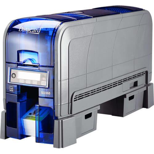 Impressora de Crachá Frente e Verso Datacard SD360  - M3 Automação