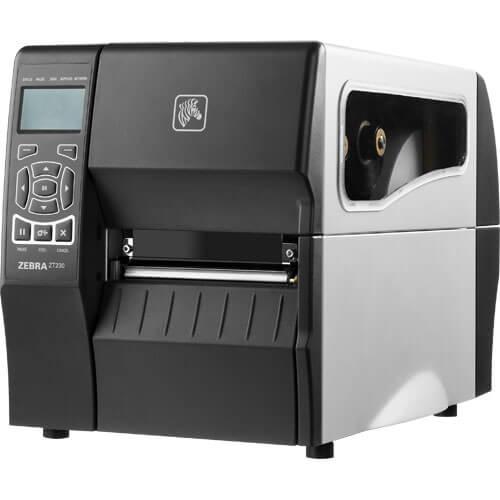 Impressora de Etiquetas Térmica Zebra ZT230  - M3 Automação